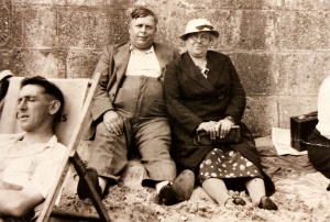 George Hancock 1897 and Polly
